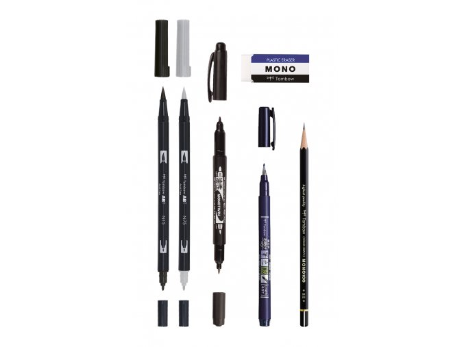 Tombow beginner small 01nh bile pozadi